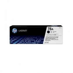 HP Black Toner 78A CE278A