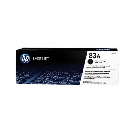 HP Black LaserJet Toner Cartridge CF283A