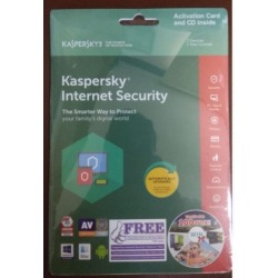 KASPERSKY Tech Titan Security Suite 3 User