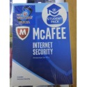 McAfee Internet Security Student Pack 1 User