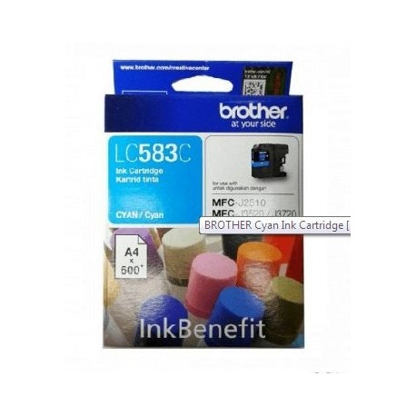 BROTHER Ink Cartridge LC-583