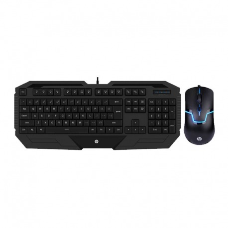 HP GK1000 Office Gaming Combo Keyboard Mouse