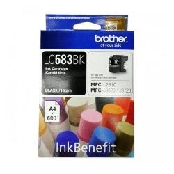 Tinta Brother LC 583 Black