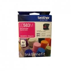 Tinta Brother LC 583 Magenta