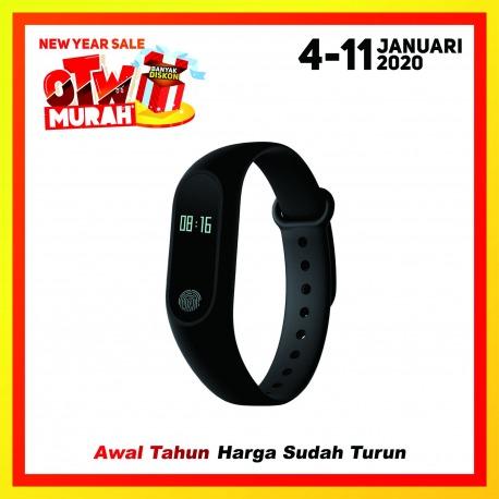 Smart Bracelet F-1 Black