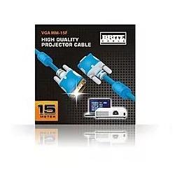 Cable VGA MM Brite 15F