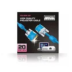 Cable VGA MM Brite 20F