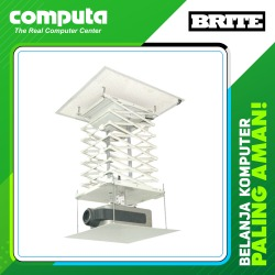 BRITE LIFT MOTORIZED PROJECTOR