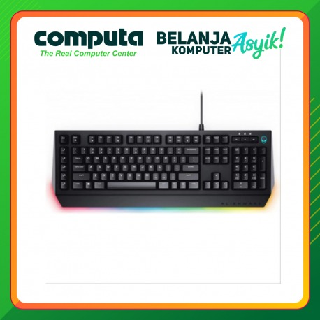keyboard Gaming Dell Alienware Advanced