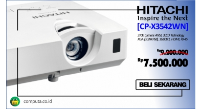 Hitachi CP X3542WN